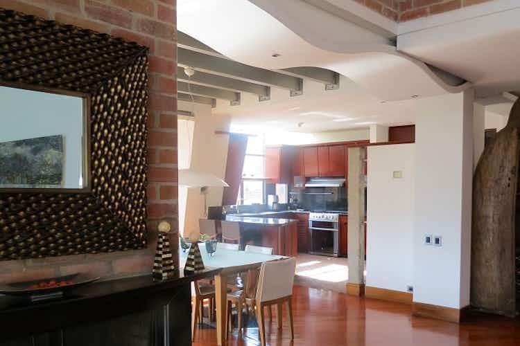 Portada Apartamento en venta en Chico Navarra de tres habitaciones
