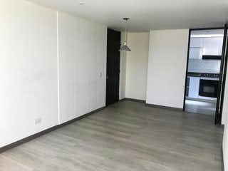 Cocina con nevera y horno de fogones en Apartamento en venta en Sotavento de tres habitaciones