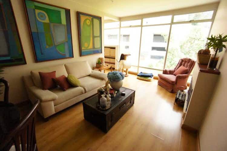 Portada Apartamento en venta en Chapinero Alto, 89mt con balcon
