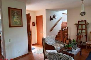 Casa en venta en El Retiro de 117mts, dos niveles