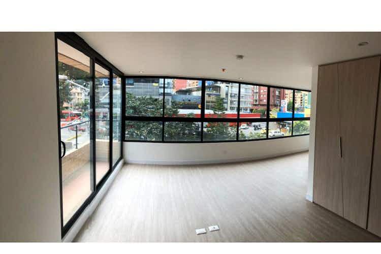 Portada Apartamento en venta en Chapinero de 1 habitacion
