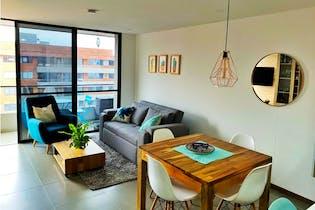 Apartamento en venta en El Poblado 86m²