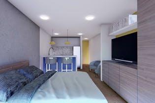 Proyecto de vivienda, Valmont, Apartamentos en venta en Barrio Cedritos 19m²