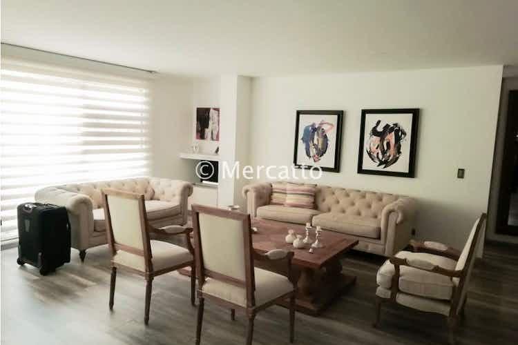 Portada Apartamento en venta en Chicó Reservado de 2 habitaciones