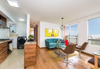 Vivienda nueva, Ciudadela Novaterra Zapan, Apartamentos en venta en San José con 56m²