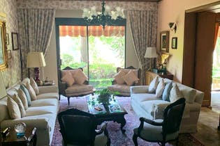 Casa en venta en Bosque De Las Lomas con acceso a Jardín