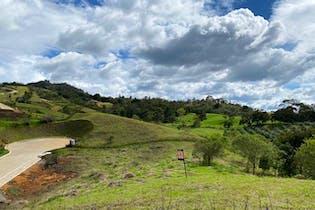 Llanogrande Hills, Lote en venta en Corredor San Antonio La Ceja (Rionegro) de 1532m²