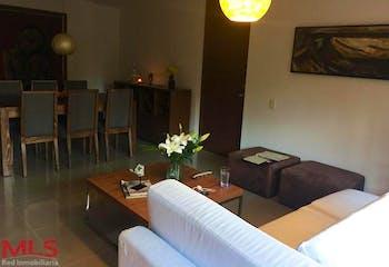 Rio Luna, Apartamento en venta en El Poblado de 123m² con Zonas húmedas...