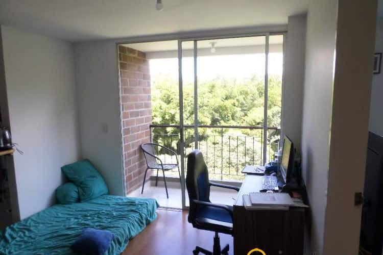 Portada Apartamento en venta en San Antonio de Pereira de una habitacion