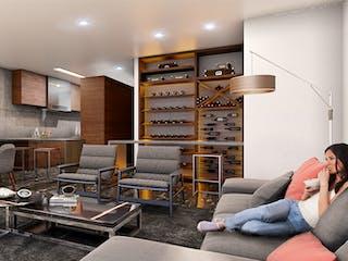 Eugenio Sue 226, vivienda nueva en Miguel Hidalgo, Ciudad de México