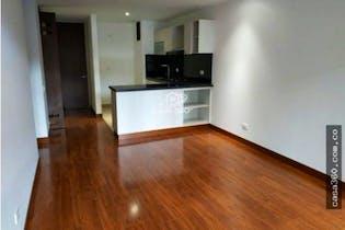 Apartamento en venta en Caobos Salazar con acceso a Gimnasio