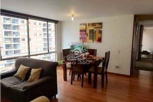 Apartamento en venta en Pradera Norte de 78m² con Bbq...