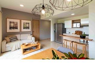 Apartamento en venta en Barro Blanco 68m² con Jardín...