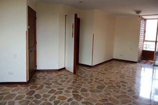 Apartamento en venta en Laureles 94m²