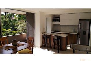 Apartamento en venta en La Estrella de 2 hab. con Piscina...
