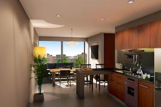 Desarrollo inmobiliario, Aua 728, Departamentos en venta en Del Valle 60m²