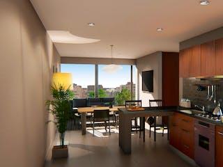 Aua 728, desarrollo inmobiliario en Del Valle, Ciudad de México