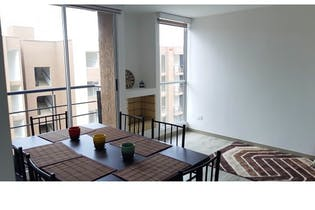 Apartamento en venta en Cajicá de 61m² con Bbq...
