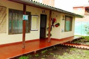Casa en Fusca, en Chia, 4 Habitaciones- 130m2,.