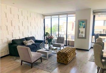 Apartamento en venta en Chicó de 2 alcobas