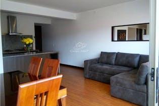 Apartamento en venta en Ciudad Jardín Norte, 122mt con dos balcones