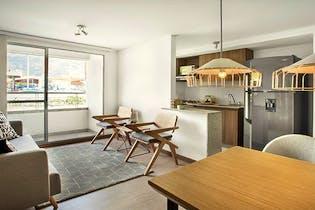 Apartamento en venta en Santa Ana de 3 habitaciones