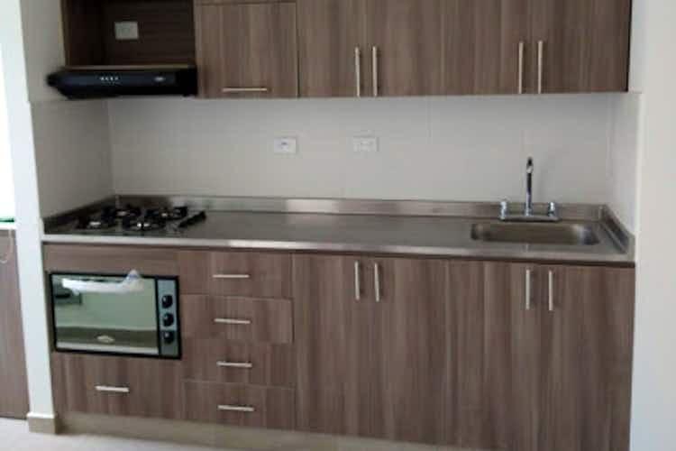 Portada Apartamento en venta en Guayabalía de  3 habitaciones