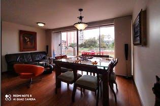 Apartamento en venta en Portales del Norte, 120mt con terraza