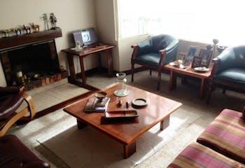 Casa En Bogota Cedritos- con chimenea- 3 habitaciones