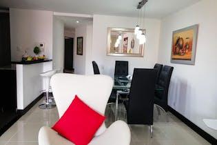 Apartamento en venta en Conquistadores de 3 alcobas