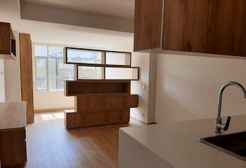 Apartmento en venta en Galerias de una habitacion