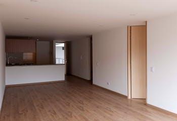 Apartamento en venta en Ciudad Jardín Sur de 2 alcobas