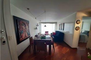 Apartamento en venta en Santa Bárbara Central de dos habitaciones