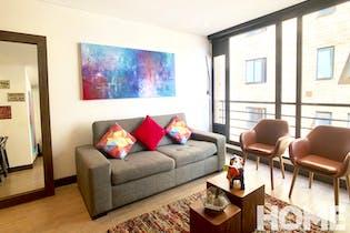 Apartamento en venta en Chicó Navarra 45m² con Bbq...