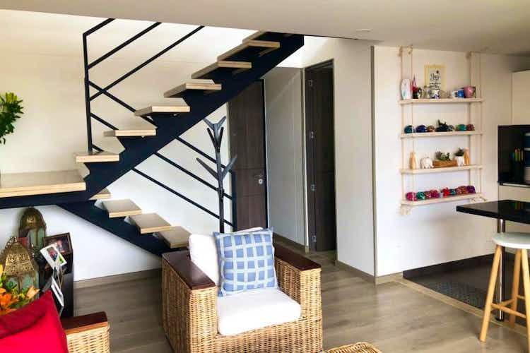 Portada Apartamento en venta en Chapinero Alto de una habitacion