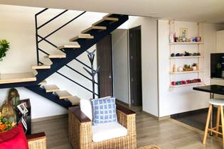 Apartamento en venta en Chapinero Alto 64m² con Bbq...