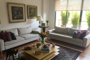Apartamento en Bogota Chico Reservado - con tres alcobas