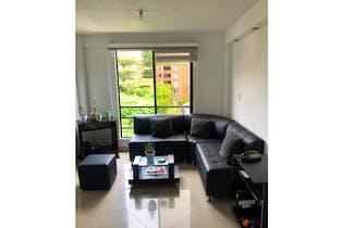 Apartamento en venta en Itagui, 59m² con Balcón...
