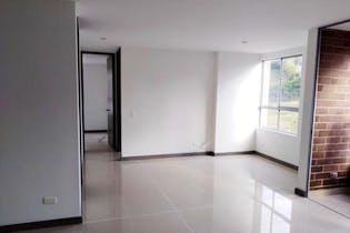 Apartamento en venta en Loma del Escobero, 70mt con balcon