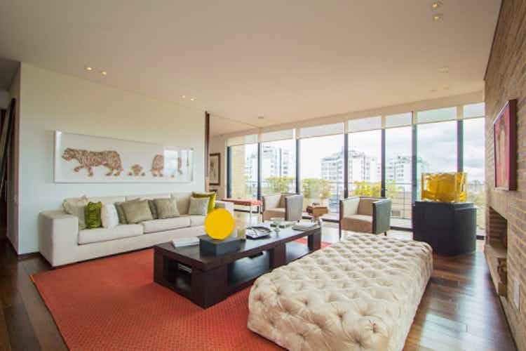 Portada Apartamento en venta en El Retiro de 4 habitaciones