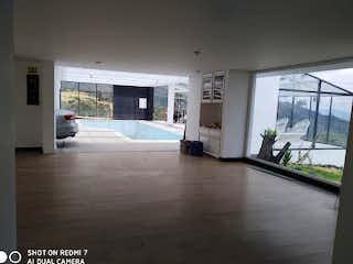 Una vista de una sala de estar desde una sala de estar en Casa en Venta HATO GRANDE de 800m2