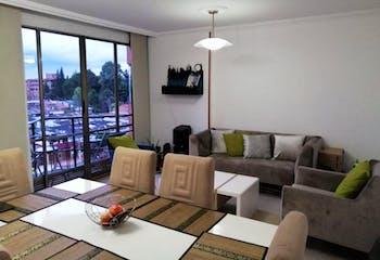 Apartamento en venta en Modelia 63m²