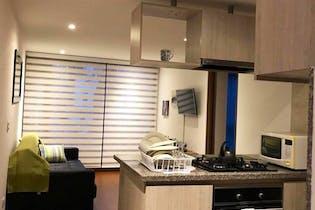 Apartamento en venta en Santa Barbara Oriental Usaquén con Bbq...