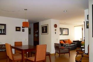 Apartamento en venta en Santa Barbara Occidental de 3 alcobas