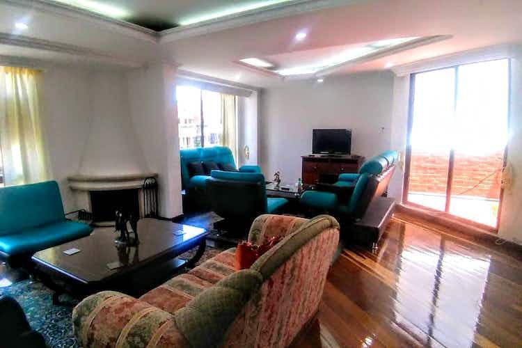 Portada Apartamento en venta en Chicó Navarra de 4 Habitaciones
