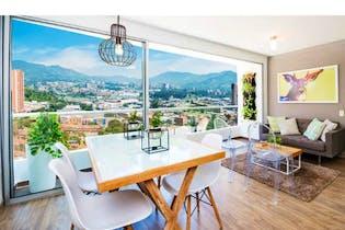 Apartamento en venta en San Jose de 3 alcobas