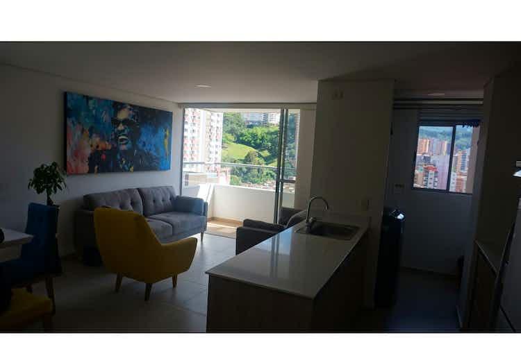 Portada Apartamento en venta en Restrepo Naranjo, 78mt con balcon