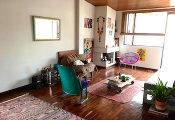 Apartamento en venta en Santa Barbara de 2 hab.