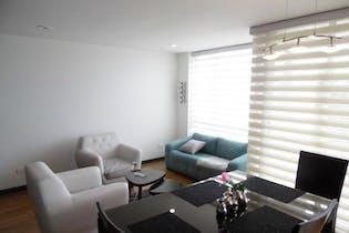 Apartamento en venta en Villas Del Mediterraneo Usaquén, 77m²