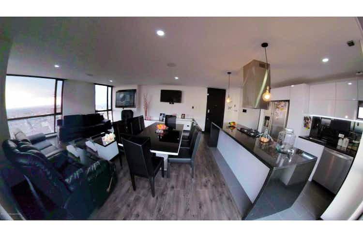 Portada Apartamento en venta en Chapinero Alto, 138mt duplex